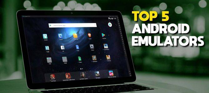 Android PC มีโปรแกรมอะไรสามารถนำเอามาใช้ได้บ้าง